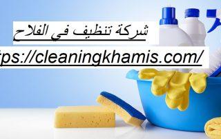 شركة تنظيف في الفلاح